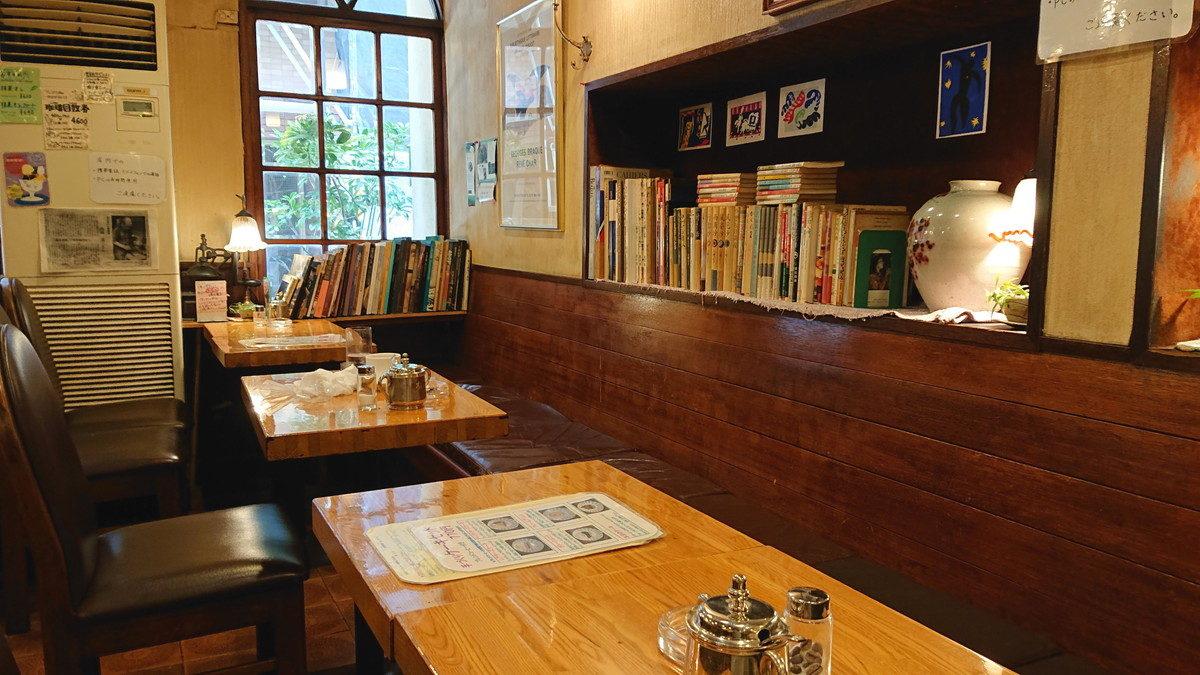 「ザ喫茶店」を味わいたくて上野にある「珈琲店 桂 台東区役所西横店」に行ってきました