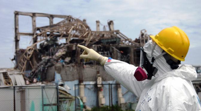 釣りと東日本大震災