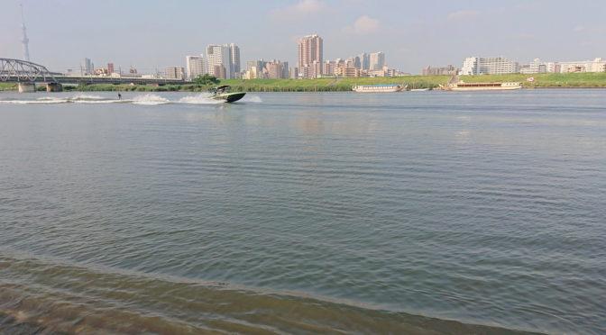【シーバス】日曜日の満潮の荒川でシーバス釣りをしてわかったこと…