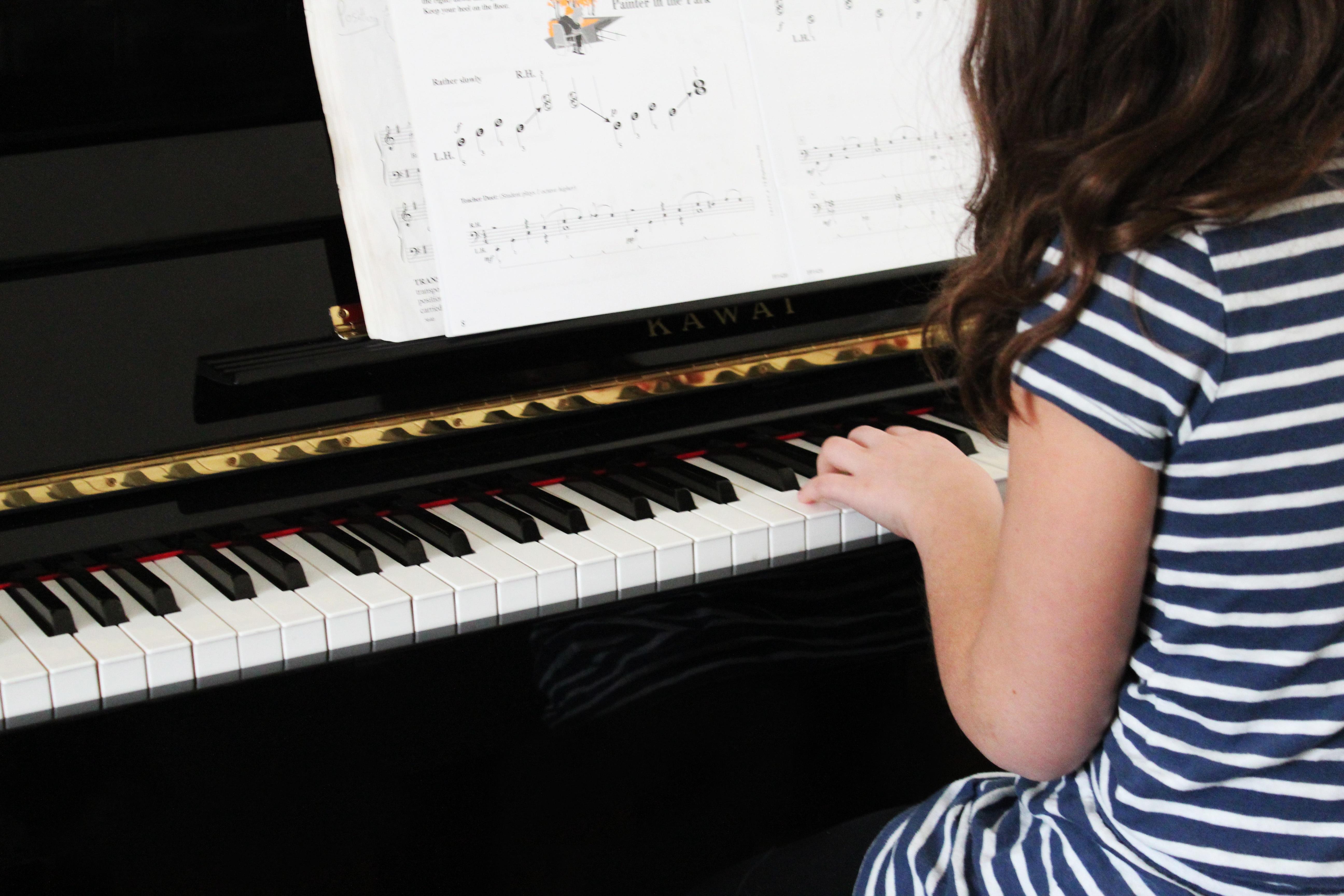 ピアノ教室を探す